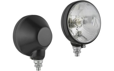 koplamp, H4, Ø161x112 verticaal