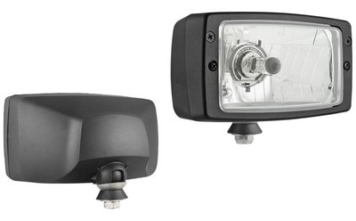 koplamp, H4, 184x102x108, 24V