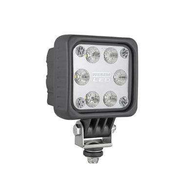 LED Werklamp 2500 LM verstraler + Deutsch-DT