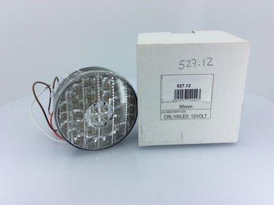Perei LED Voorlamp 95mm 12V