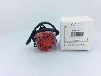 Perei LED Remlicht 55mm Binnenmodule Achterlicht 24V