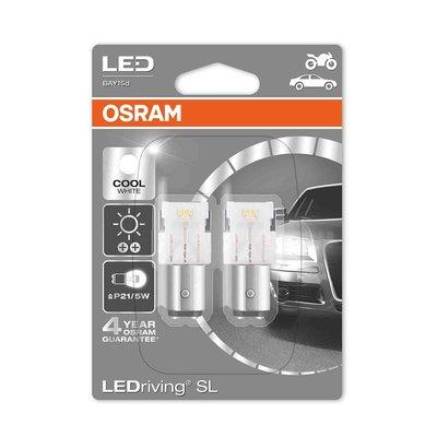 Osram P21/5W LED Retrofit Wit Set 12 volt