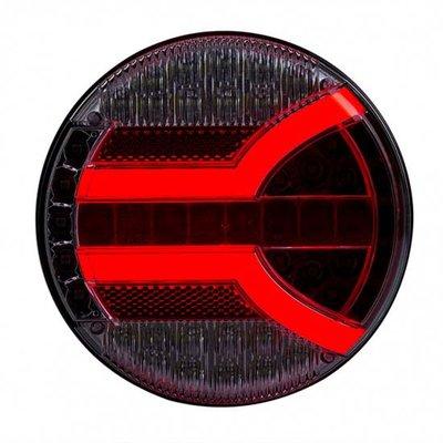 Horpol LED Achterlicht Rond NAVIA 140mm LZD 2341