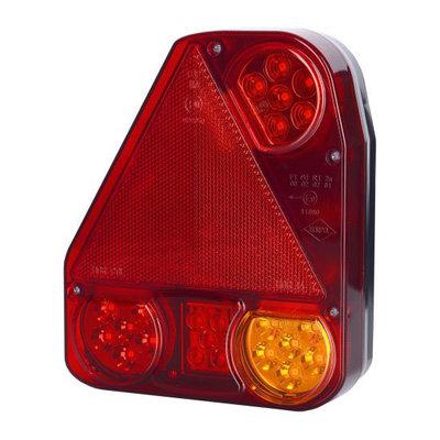 Horpol LED Achterlicht 5P Links + Mistlamp LZD 777