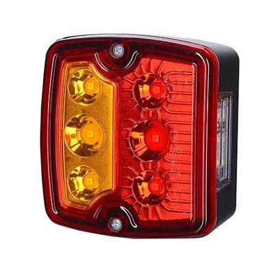 Horpol LED Achterlicht Vierkant LZD 2101