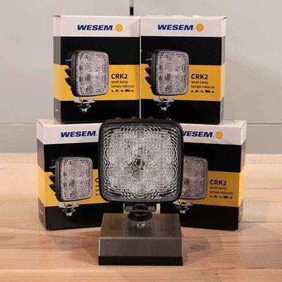 Set Aanbieding 4 Stuks WESEM CRK2B.54202 LED Werklampen