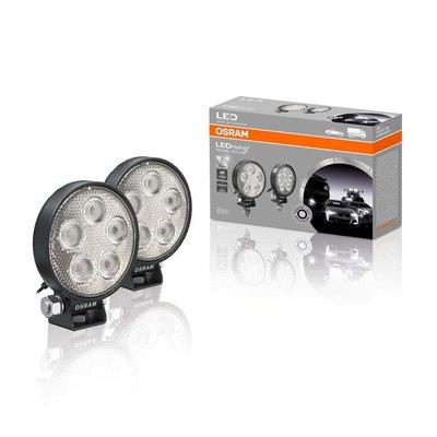 Osram Mini LED Werklamp Rond Verstraler VX70-SP 2 stuks
