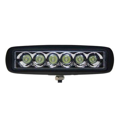 18W LED verstraler rechthoekig