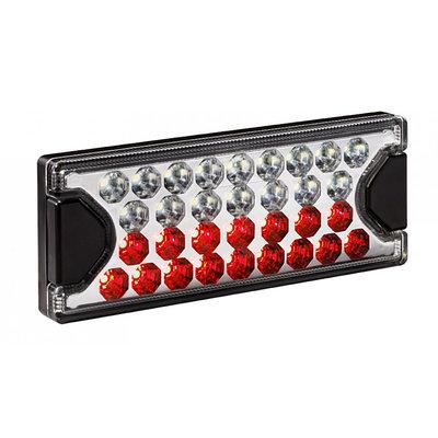 Aspöck Miniled II LED Mist- en Achteruitrijlamp