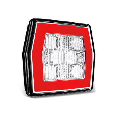 Fristom FT-124 LED Achteruitrijlamp + Kabel