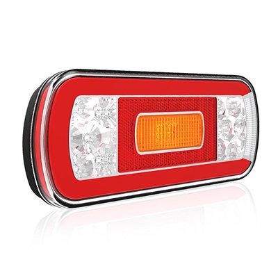 Fristom LED Achterlicht 6 Functies + Achteruitrijlicht