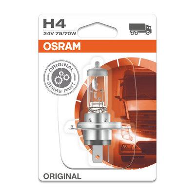 Osram Halogeen lamp 24V Original Line H4, P43t