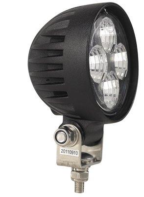 LED Achteruitrijlamp Rond 10-30V