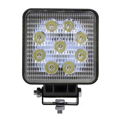 27W LED Werklamp Vierkant