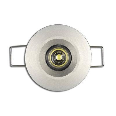 LED Interieurlamp Inbouw 1-Led
