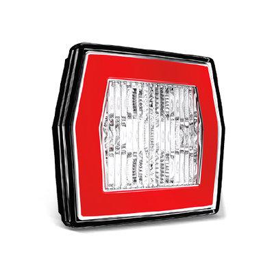 Fristom FT-124 LED Achteruitrijlamp + 5P Bajonet
