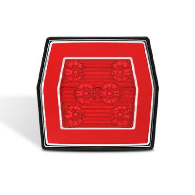 Fristom LED Mistlamp 5-polig Bajonet