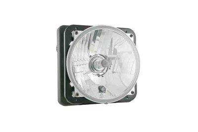 koplamp H4 Ø150x79 Handmatig Verstelbaar