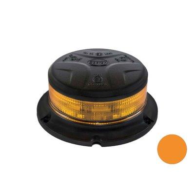 LED Zwaailamp Vlakke Montage Oranje