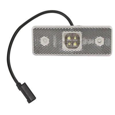 LED Voormarkering 24V met Flat-cable stekker/DC
