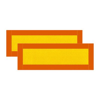 Set Markeringsborden Oplegger/Aanhanger 565x200mm