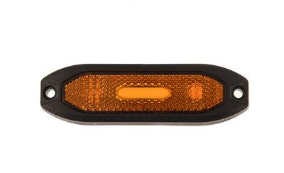 LED Zijmarkering Oranje 10-30V