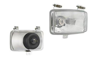 Koplamp H4 156x93x86 Inclusief 12V Lampjes