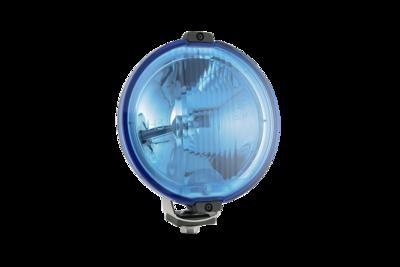 Wesem Halogeen HOS2 Chroom Verstraler Blauw 24V (LED Ring)