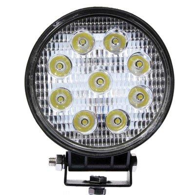27W LED Werklamp Rond Basis