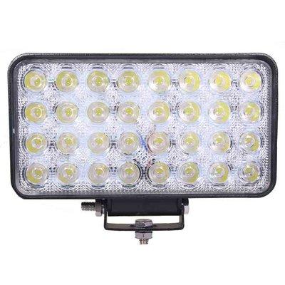 96W LED Werklamp Rechthoekig Basis