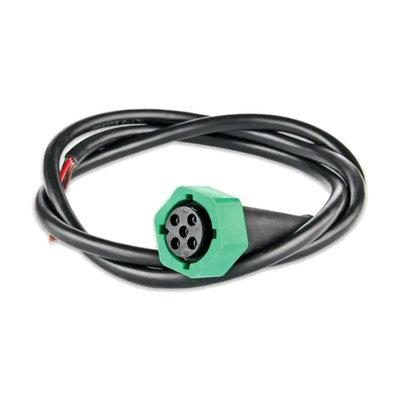 Kabel 5-Polige Bajonet Connector Groen 1 Meter