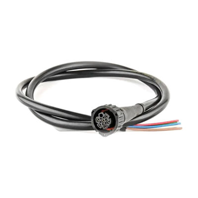 Kabel 7-Pins AMP Achterlicht Connector 1 Meter