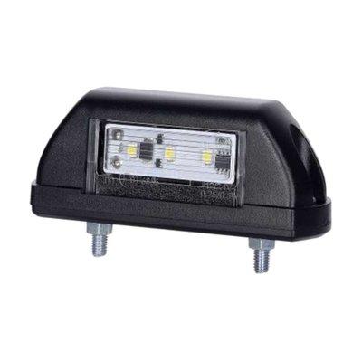 Horpol LED Kentekenverlichting 12-24V Zwart LTD 702