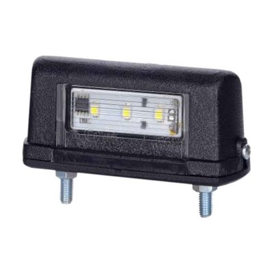 Horpol LED Kentekenverlichting 12-24V Zwart LTD 665
