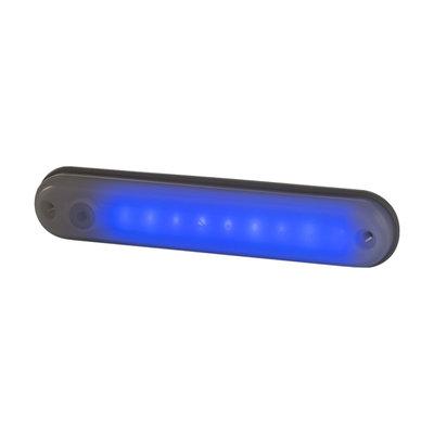 Horpol LED Interieurlamp + Schakelaar 12-24V Blauw LWD 2530