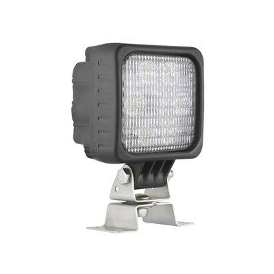 LED Werklamp 12-48V Breedstraler 2000LM + Kabel
