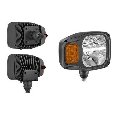 LED Koplamp Met Richtingaanwijzer Rechts K2