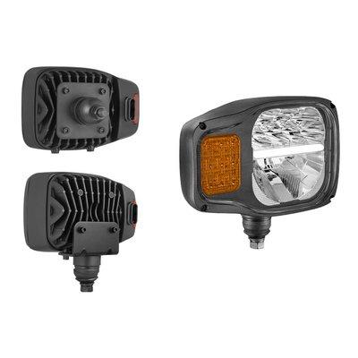LED Koplamp met Richtingaanwijzer AMP Superseal Rechts K7