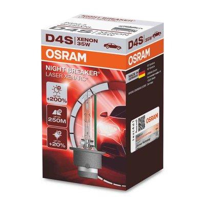 Osram D4S Xenon Lamp 35W Night Breaker Laser P32d-5