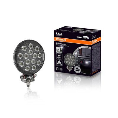 Osram LED Achteruitrijlamp Rond VX120R-WD