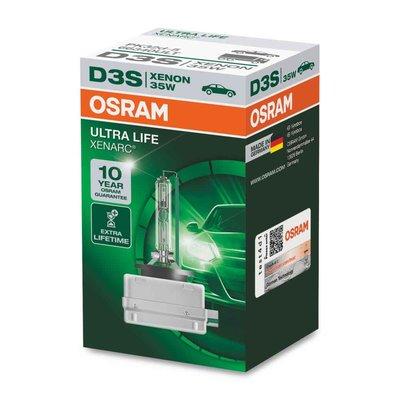 Osram D3S Xenon Lamp Ultra Life 35W PK32d-5