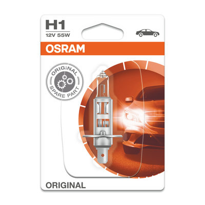 Osram Halogeen Lamp 12V Original Line H1, P14.5s