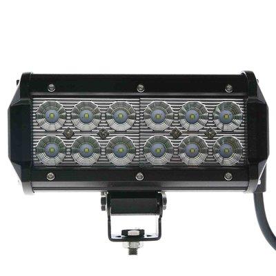36W PRO LED Lightbar Breedstraler