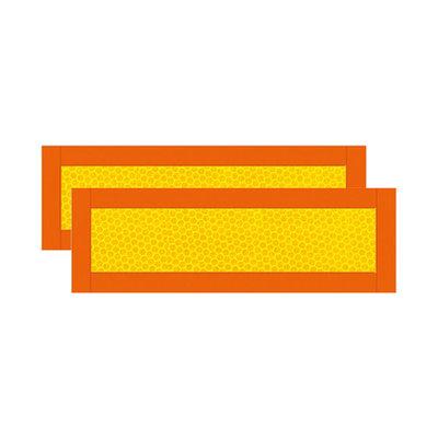 Set Markeringsborden Oplegger/Aanhanger 300x100mm