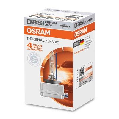 Osram D8S Xenon Lamp Original Line 25W PK32d-1