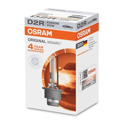 Osram D2R Xenon Lamp Original Line 35W P32d-3