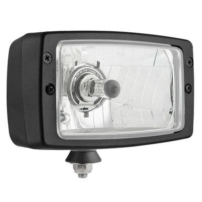 Koplamp H4 184x102x108mm Incl 12V Lampjes