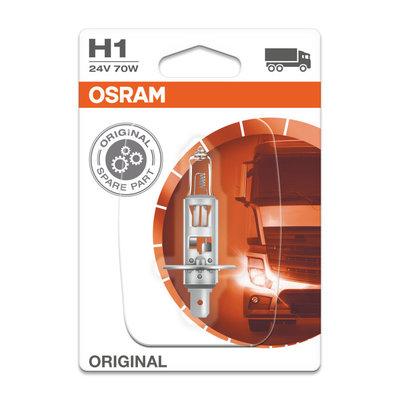 Osram Halogeen lamp 24V Original Line H1, P14.5s