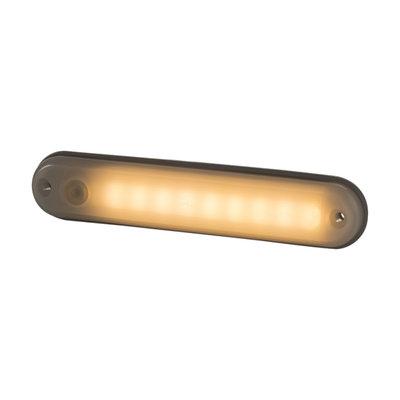 Horpol LED Interieurlamp + Schakelaar 12-24V Warm White LWD 2528