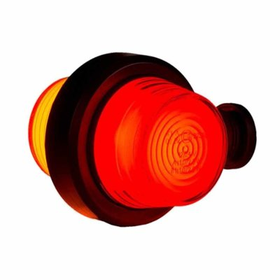 Horpol LED Breedtelamp 12-24V Oranje-Rood NEON-look Universeel LD 2627